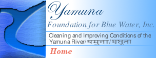 Yamuna Foundation For Blue Water - Welcome